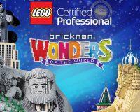 WIN! BRICKMAN: WONDERS OF THE WORLD Family Pass