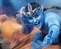 CIRQUE DU SOLEIL'S TORUK Avatar takes flight!