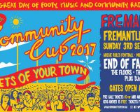 PERTH RECLINK COMMUNITY CUP Who is lining up for the cup?
