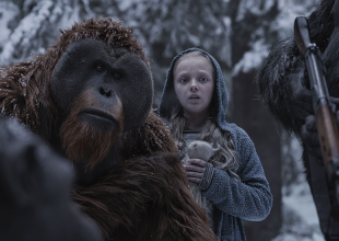 WIN! WAR FOR THE PLANET OF THE APES Prize pack and tickets