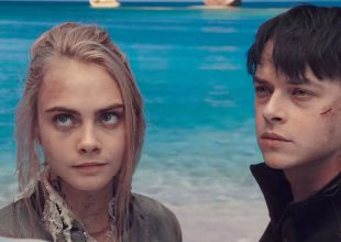 VALERIAN AND THE CITY OF A THOUSAND PLANETS gets 5.5/10 Out of its element