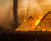 BURNING MAN Going mainstream, and the dangers of doing so