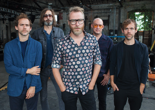 THE NATIONAL The X-Press Interview