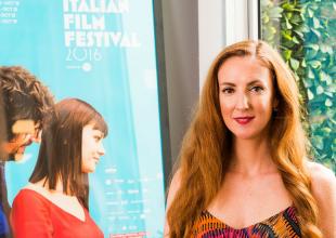 ELYSIA ZECCOLA Lavazza Italian Film Festival interview