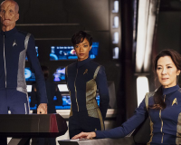 STAR TREK: DISCOVERY gets 6.5/10 To boldly go