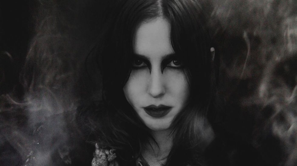 CHELSEA WOLFE Heavy times at Badlands