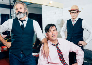 DOUG ANTHONY ALL STARS The X-Press Interview