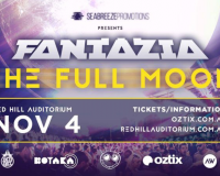 WIN! FANTAZIA – THE FULL MOON Double pass