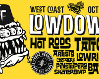 WIN! WEST COAST LOWDOWN Double pass