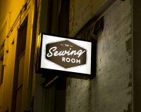 THE SEWING ROOM Opening Night gets 7.5/10