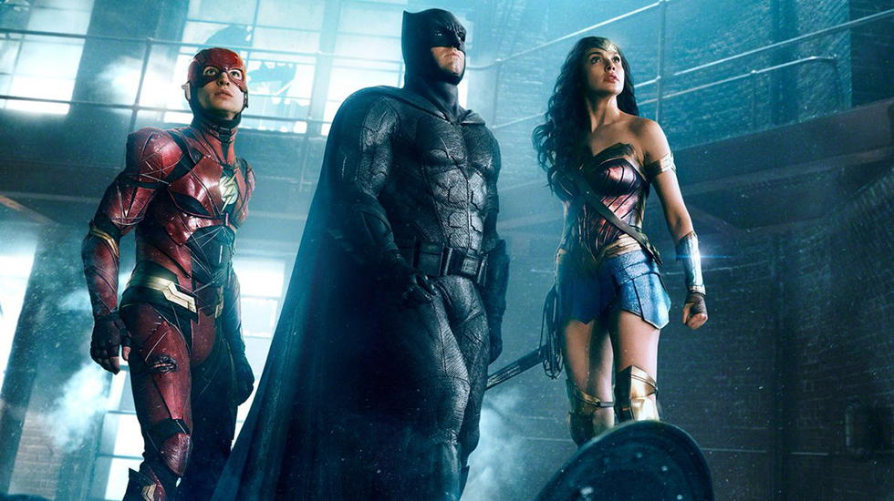 JUSTICE LEAGUE gets 6/10 Justice for all