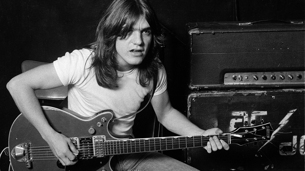 RIP MALCOLM YOUNG One of Australia's greatest ever songwriters