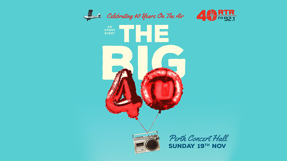 THE BIG 40 Playing times looking fine