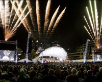 SYMPHONY IN THE CITY Free concert returns