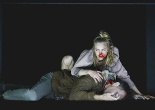 Black Swan Theatre Company's production of Let The Right One In at Heath Ledger Theatre, Perth