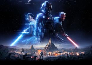 STAR WARS: BATTLEFRONT 2 A new hope