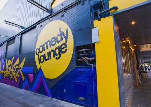 COMEDY LOUNGE Perth City Launch @ Comedy Lounge gets 8.5/10