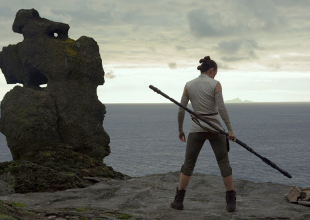 STAR WARS: THE LAST JEDI gets 8/10 Rebel rebel!