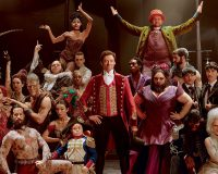 THE GREATEST SHOWMAN gets 7/10 The show must go on