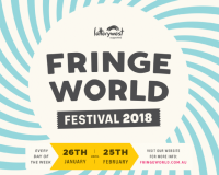 FRINGE WORLD 2018 Kicking off this weekend