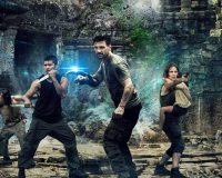 WIN! BEYOND SKYLINE DVDs