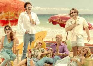 STEPHAN ELLIOTT: SWINGING SAFARI Fondue, fireworks and FellIni