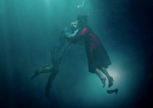 THE SHAPE OF WATER gets 8.5/10 Heart of the sea