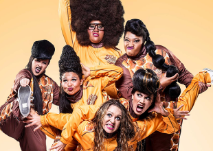 HOT BROWN HONEY gets 10/10 Noise makers