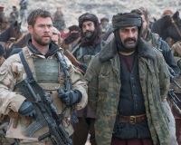 12 STRONG gets 7.5/10 Spurred to action
