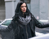 JESSICA JONES gets 6.5/10 Anger management