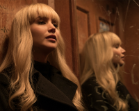RED SPARROW gets 8/10 Danger close