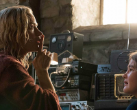 A QUIET PLACE gets 7.5/10 A war of whispers