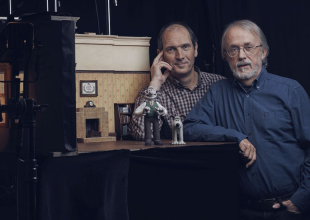 PETER LORD AND DAVID SPROXTON An animated discussion on Early Man