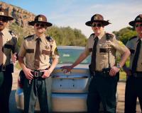 SUPER TROOPERS 2 gets 5.5/10 Borderline humorous