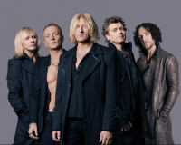DEF LEPPARD Pour some sugar on us