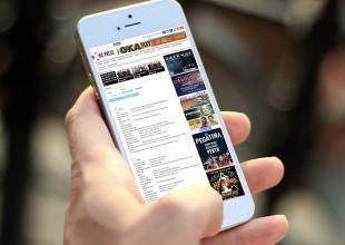 X-PRESS EVENT GUIDE RELAUNCH WA Entertainment Bible's premiere Guide