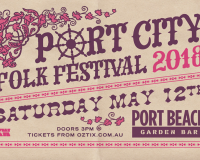PORT CITY FOLK FESTIVAL Plan your festival