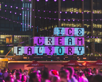 ICE CREAM FACTORY Returning for three weekends only