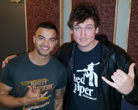 DAN CRIBB & GUY SEBASTIAN Team up for Simpsons cover