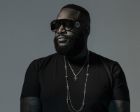 RICK ROSS Making his Australian debut