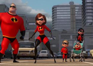 INCREDIBLES 2 gets 7/10 Superhero return