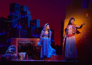 ALADDIN THE MUSICAL: SHUBSHRI KANDIAH The X-Press Interview