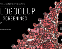 "THE GOOLOGOOLUP NAIDOC SCREENINGS ""Because of her, we can"""