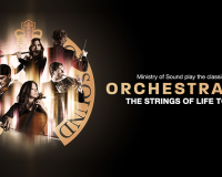 MINISTRY OF SOUND ORCHESTRATED Strings attached