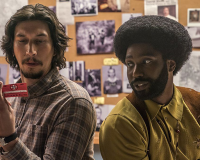 BLACKKKLANSMAN gets 8.5/10 What's past is present