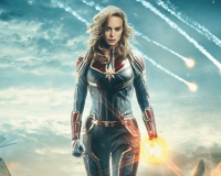 CAPTAIN MARVEL First trailer drops