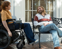 DON'T WORRY, HE WON'T GET FAR ON FOOT gets 7/10 Cartoonish tragedy