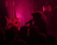 UNKNOWN MORTAL ORCHESTRA @ Badlands Bar gets 8/10