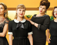 LADIES IN BLACK gets 6.5/10 Counter culture