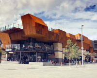 LAUGH RESORT COMEDY CLUB New home in Yagan Square